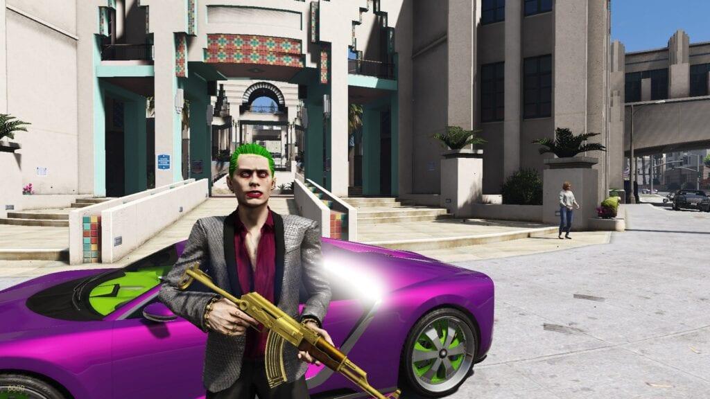 Suicide Squad GTA