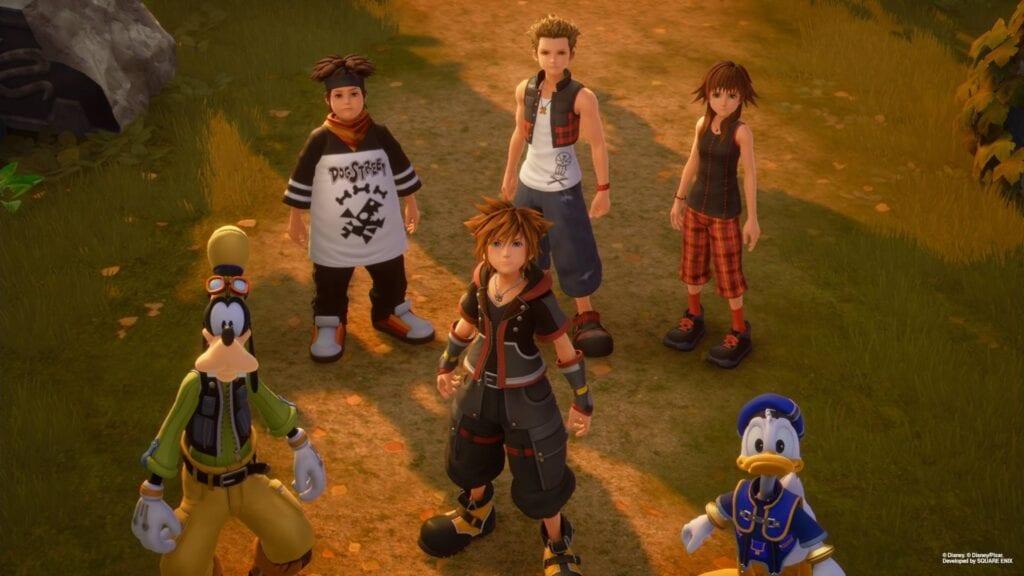 Kingdom Hearts 3 Twilight Town