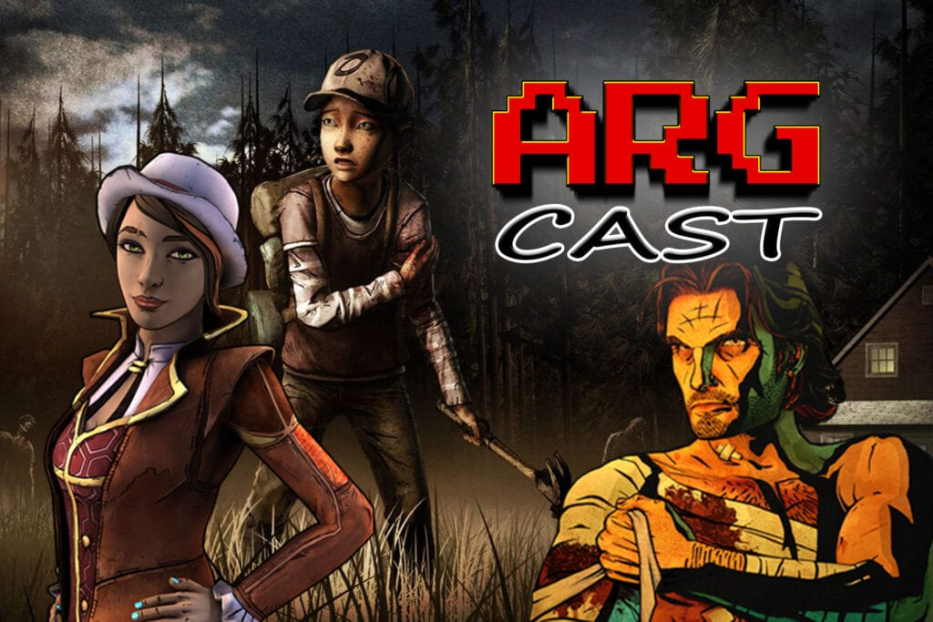 ARGcast Mini #17: The Telltale Story with Nathan Ortega