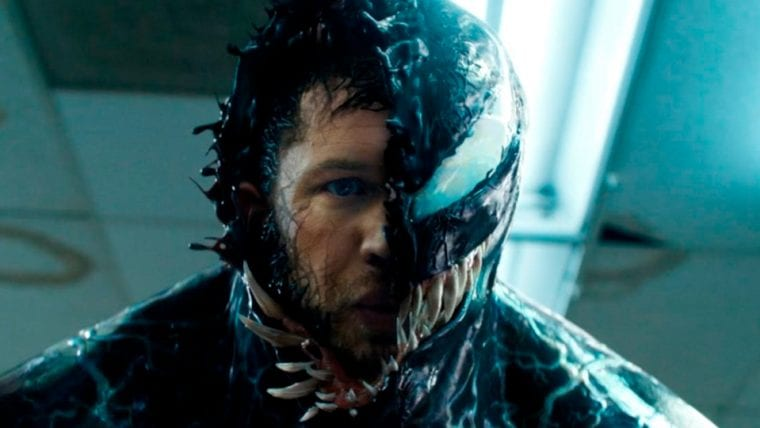 Venom PG-13 Rating