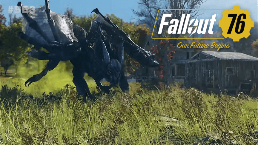 Fallout 76 Officially Has Dragons (VIDEO)