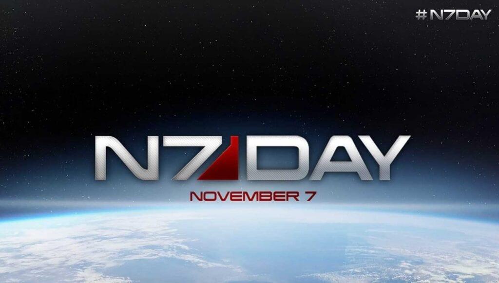 Mass Effect 'N7 Day' Design Challenge Revealed