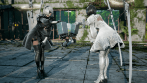 SoulCalibur VI: NieR Automata's 2B Gets A Ton Of New In-Game Screenshots