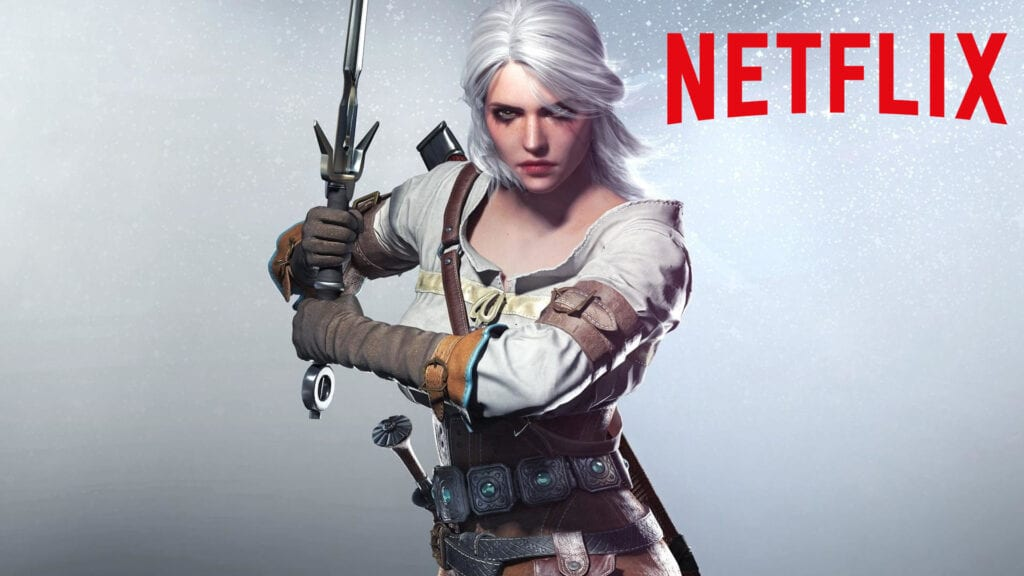 Netflix The Witcher Series Reveals Ciri and Yennefer