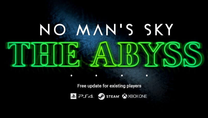 No Man's Sky Announces 'The Abyss' Halloween Update