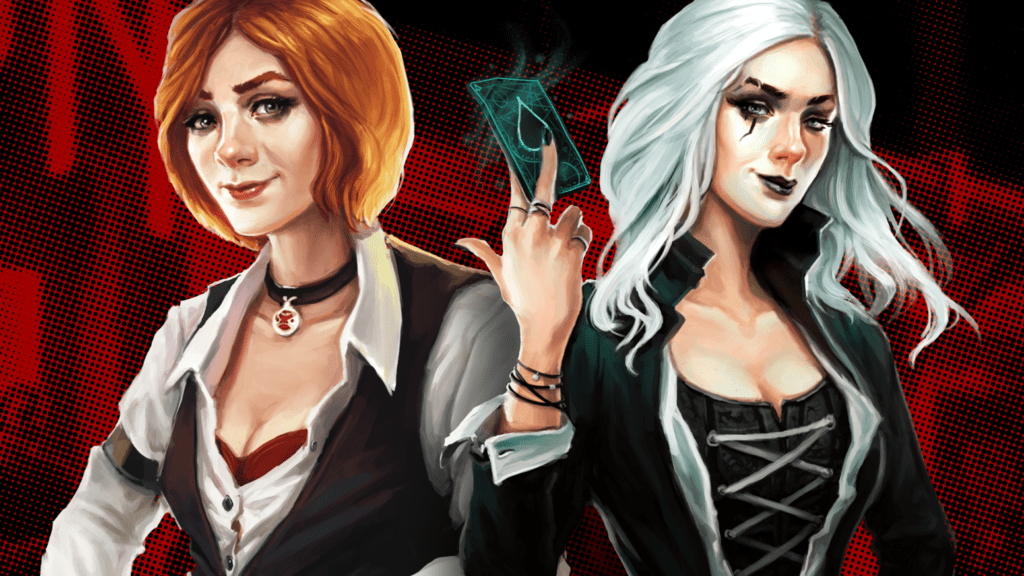 Nighthawks Vampire RPG