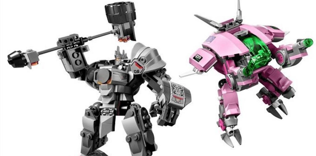 Overwatch Lego Featured