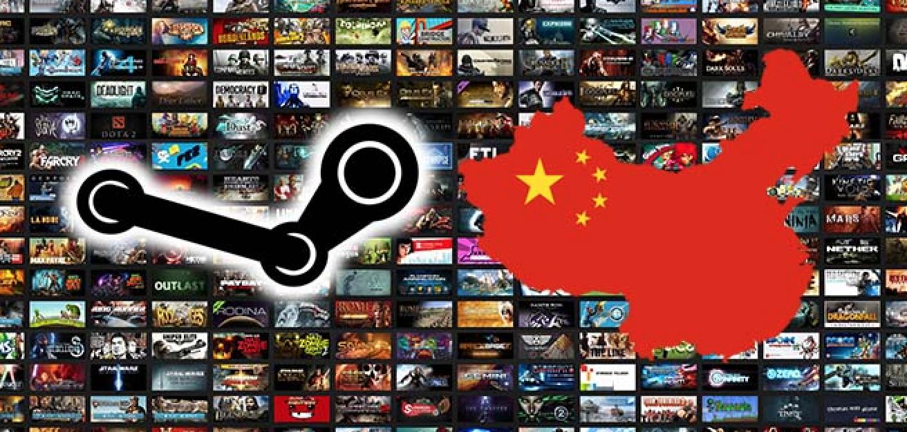 Steam China