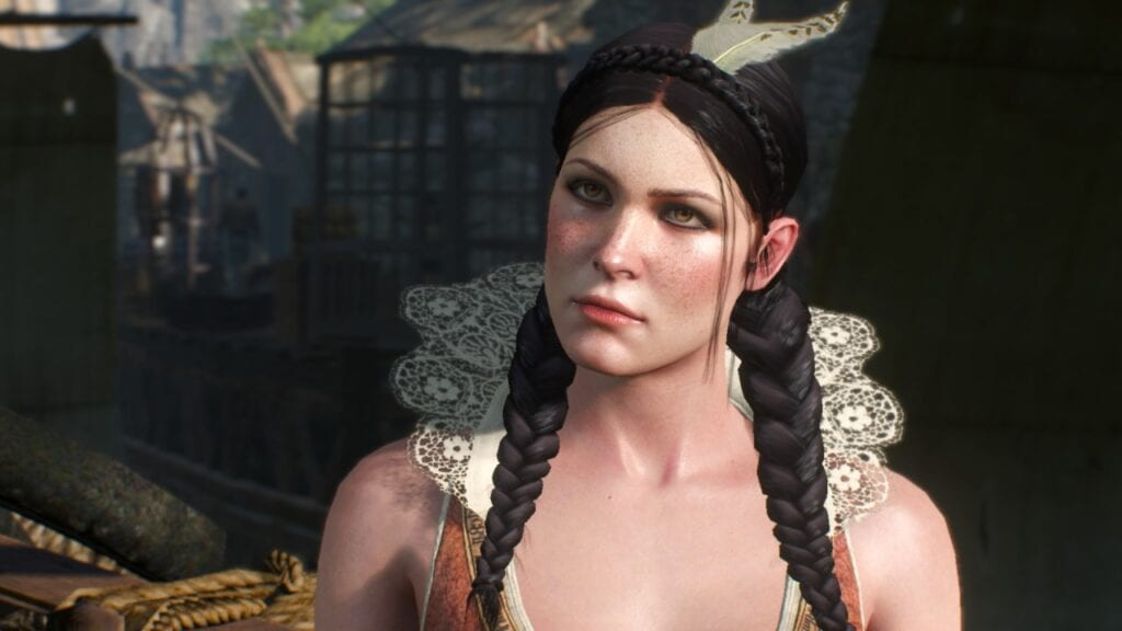 The Witcher Devs Reveal Unsettling Philippa Eilhart Concept Art