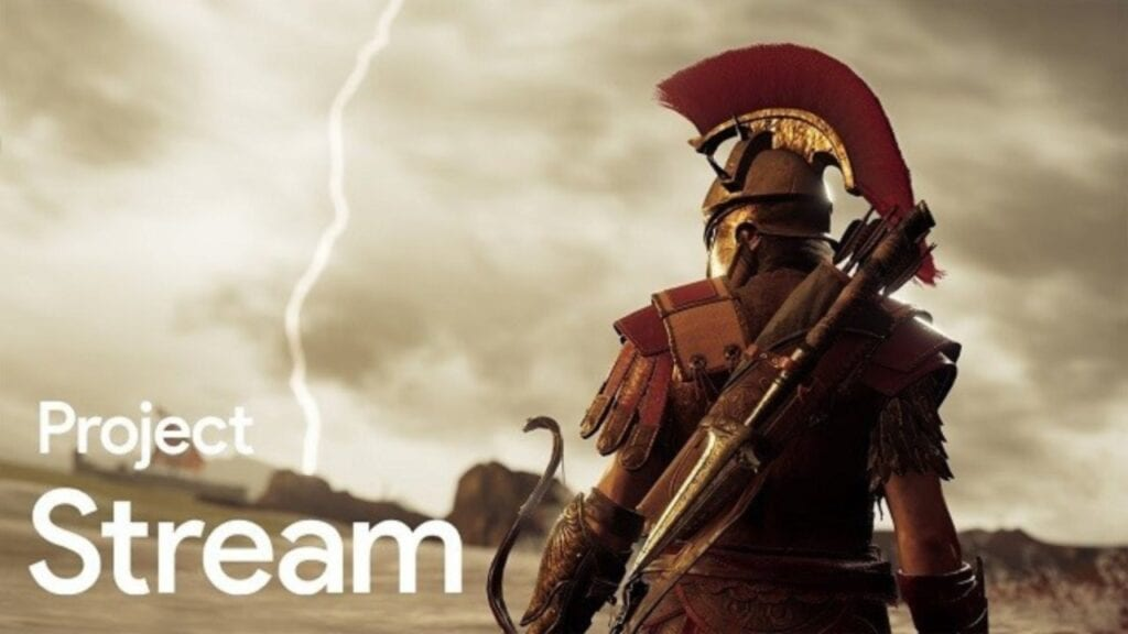 Project Stream Assassin's Creed Odyssey