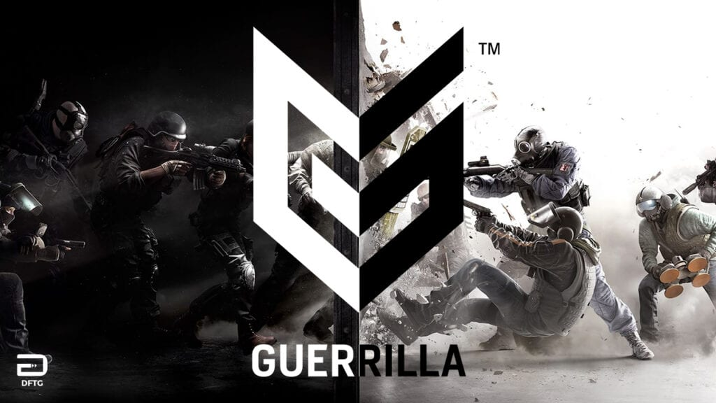 "Guerrilla Working On ""Secret Game"" With Rainbow Six Siege Devs"