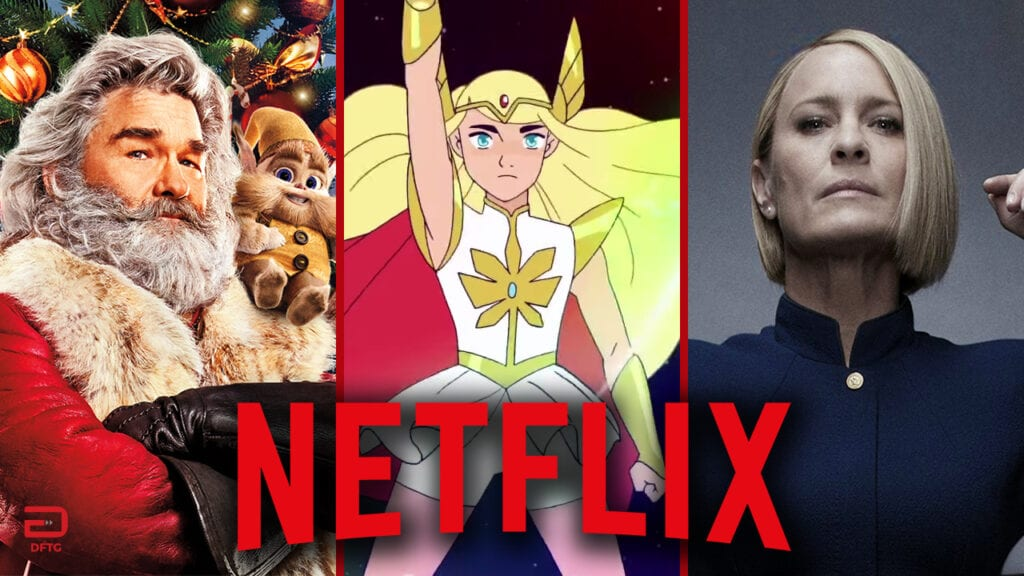Netflix November 2018: What's New And What's Leaving (VIDEO)