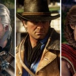 October 2018 Games Red Dead Redemption 2 Assassin's Creed Odyssey SoulCalibur VI