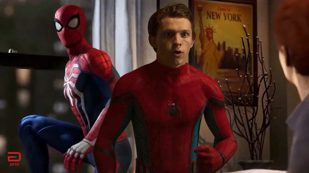 Spider-Man PS4 Gets A 'Homecoming' Style Fan Trailer (VIDEO)