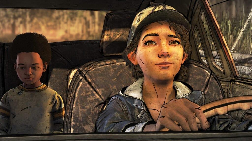 Telltale Games Walking Dead