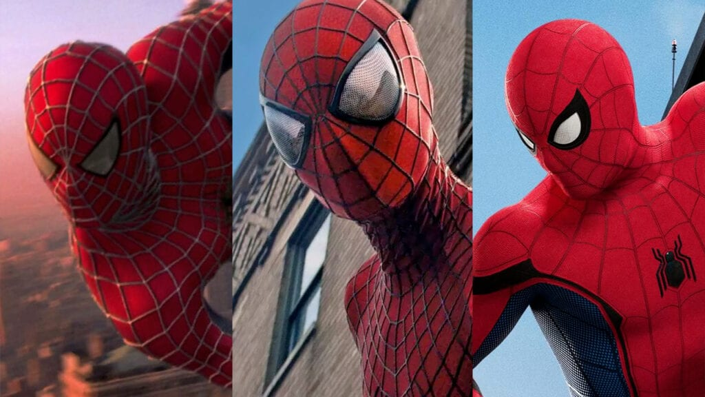 Throwback Thursday Actor Spider-Man Universes