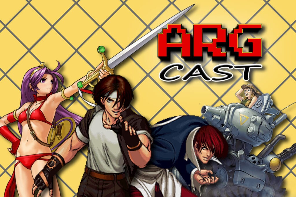 ARGcast #137: All Things SNK in Retro Gaming History