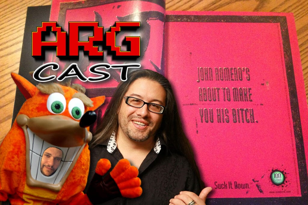 ARGcast #138: Video Game Marketing in History with Mike Futter