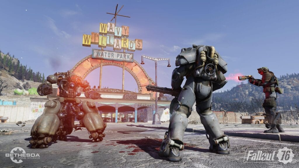 New Fallout 76 Update Includes Bug Fixes, Stability Improvements, And More