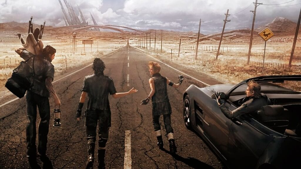 Final Fantasy XV DLC Canceled As Game Director Leaves Studio