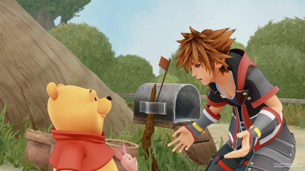 Kingdom Hearts 3 Chinese