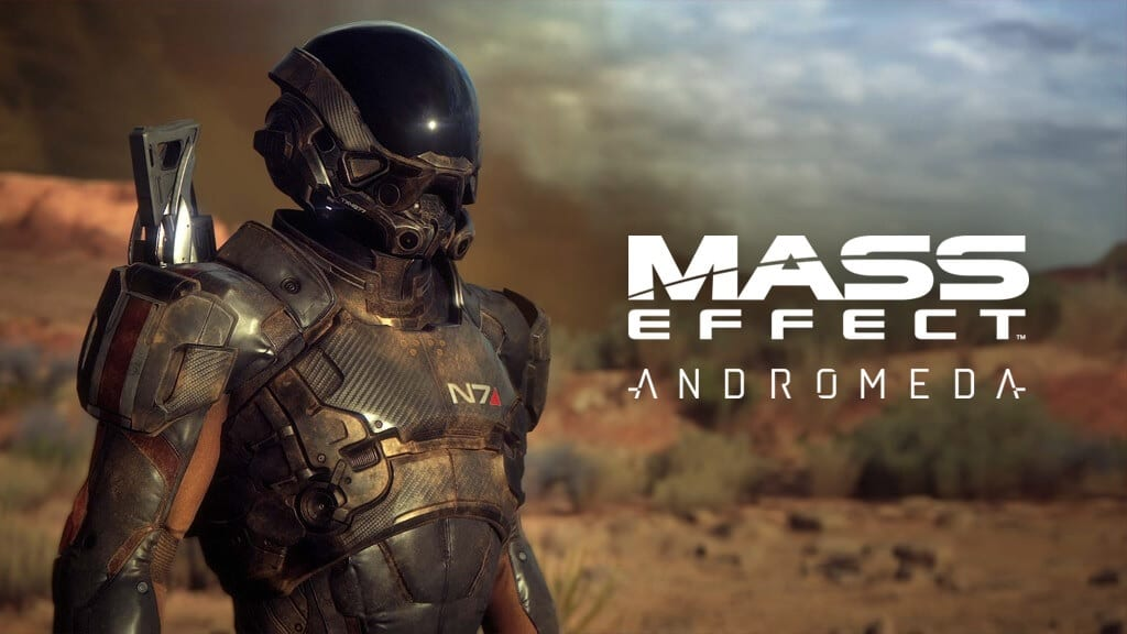 Mass Effect Andromeda Officially Listed As Xbox One X Enhanced