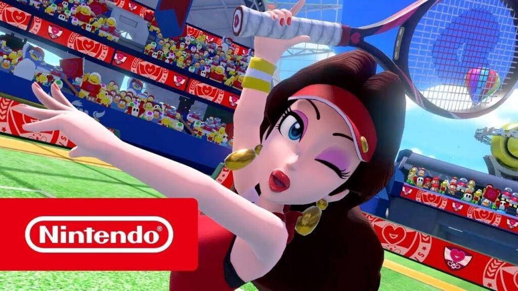 Mario Tennis Aces Reveals New Characters Luma, Boom-Boom, And Pauline (VIDEO)
