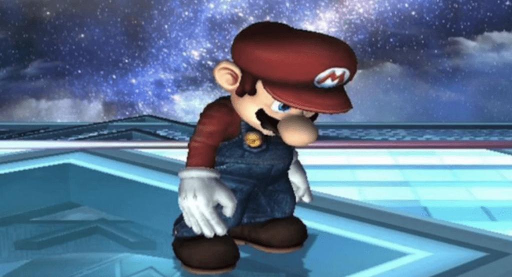 Mario Sad