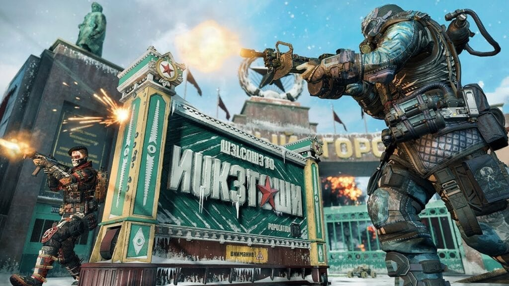 Call Of Duty: Black Ops 4 Update Adds Nuketown, New Weapons And Blackout Zombies