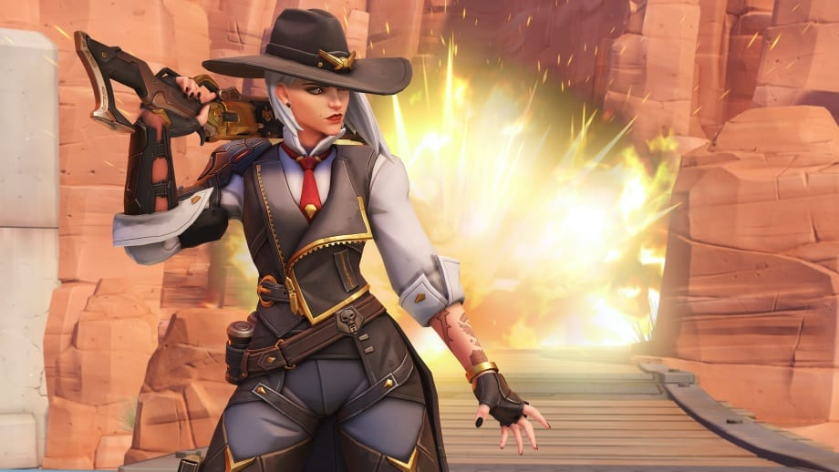 Overwatch: Ashe Now Available On The PTR (VIDEO)