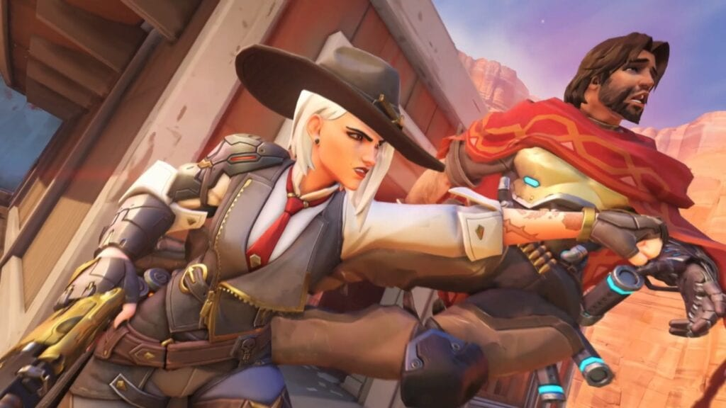 Overwatch Reveals New Hero 'Ashe' (VIDEO)