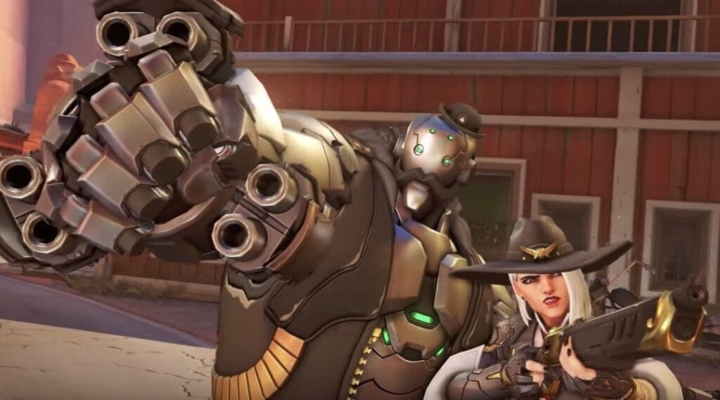 Overwatch: Ashe's B.O.B Almost Didn't Make It Into The Game