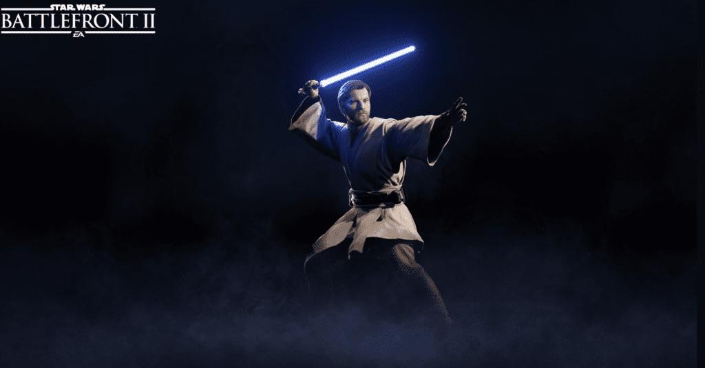 Obi Wan Kenobi Knight