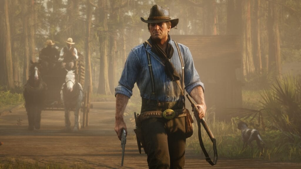 Red Dead Redemption 2 Update Contains Bug Fixes, Mission Issues, And More