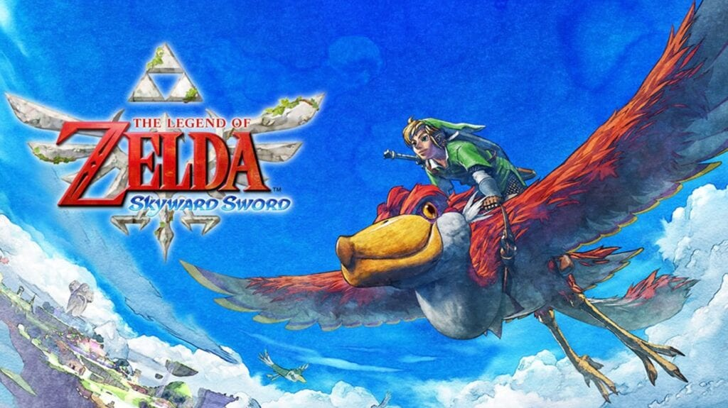 The Legend Of Zelda: Skyward Sword May Be Headed To Nintendo Switch