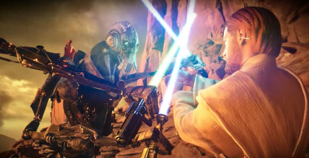 Star Wars Battlefront II Geonosis Trailer