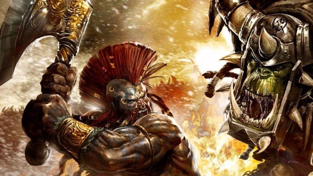 Warhammer Chaosbane games workshop