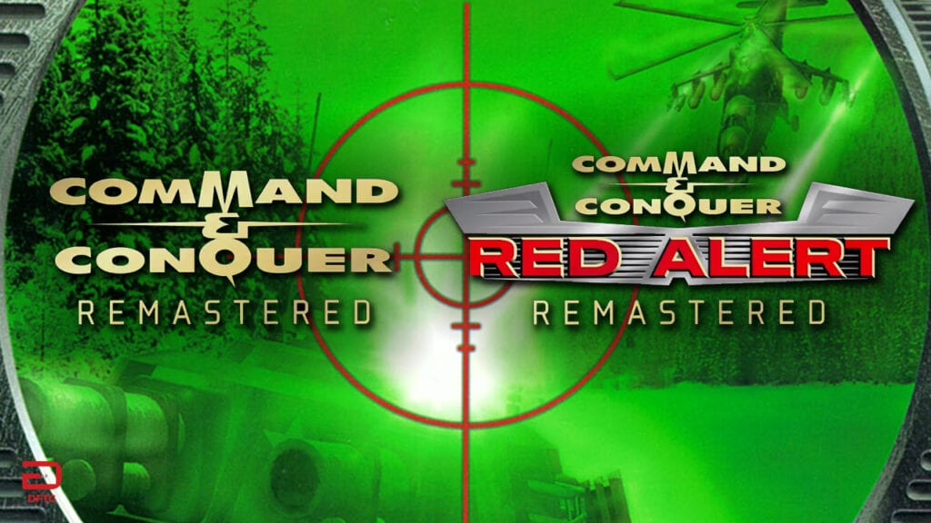 Command And Conquer, Red Alert Remasters Officially Confirmed (VIDEO)