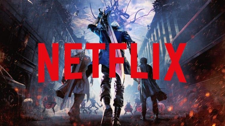 Devil May Cry Netflix Anime Revealed