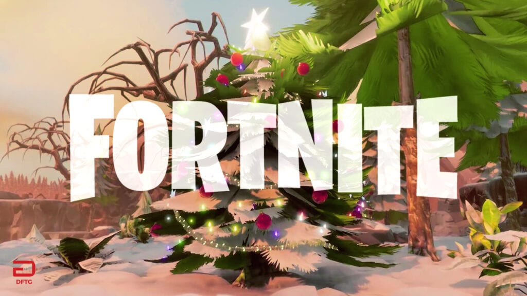 New Fortnite Leak Suggests Imminent Snow Event (VIDEO)