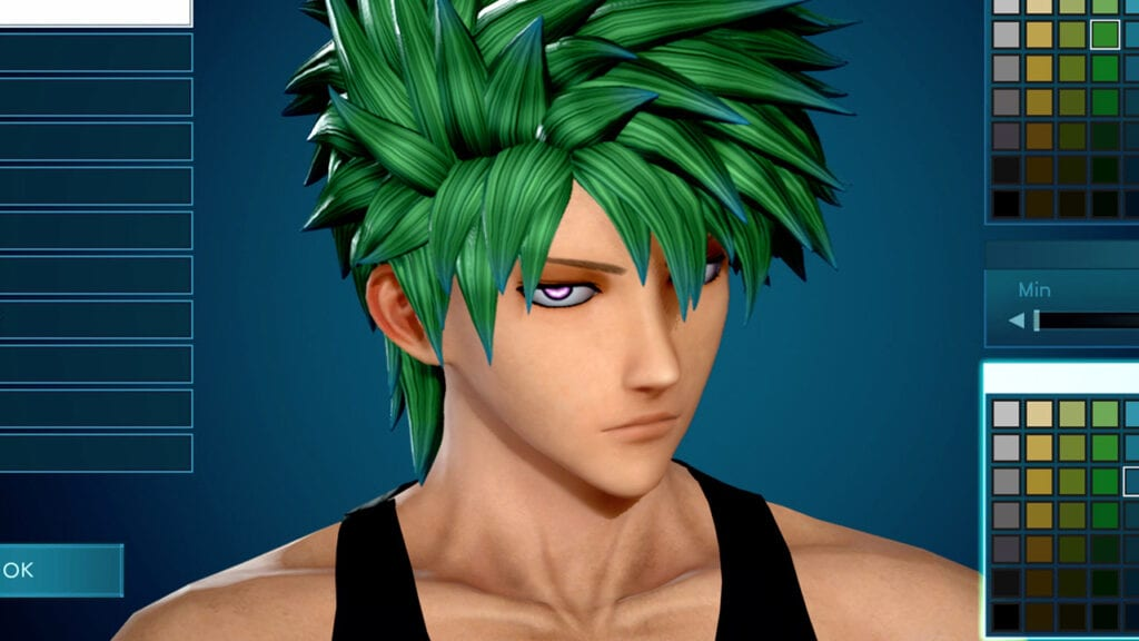 Jump Force Gives New Look At Custom Avatar Creator