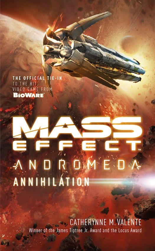 Mass Effect Annihilation Finally Released, Fate Of Quarian Ark Revealed
