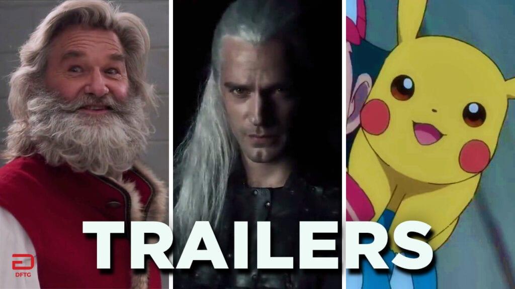 DFTG Recaps The Latest Movie/TV Trailers: November 5th (VIDEO)
