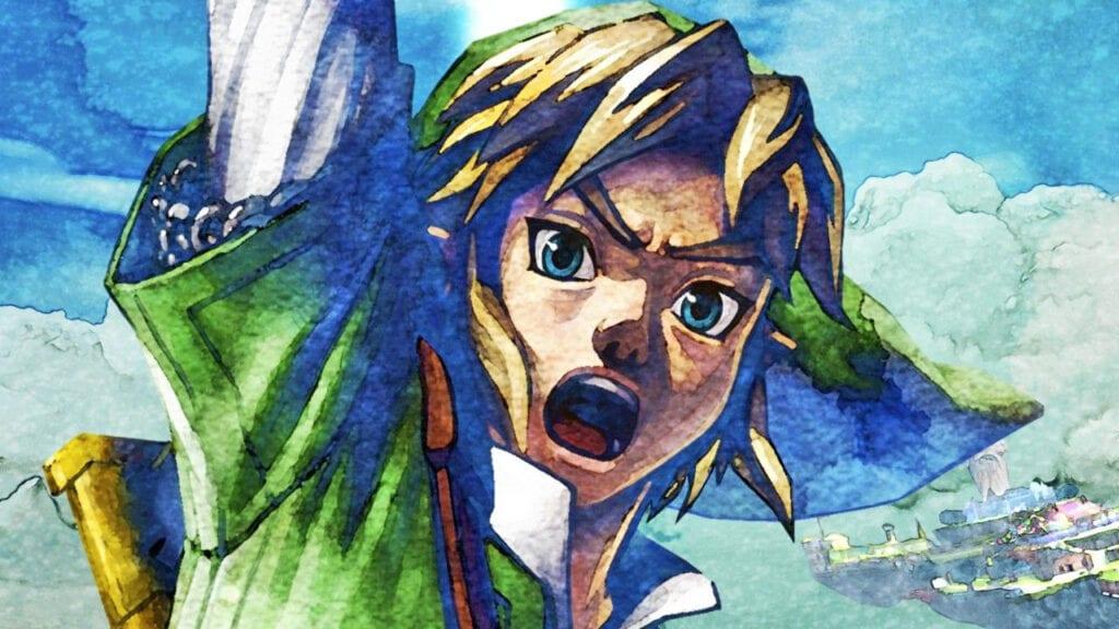 Nintendo Responds To 'Legend Of Zelda: Skyward Sword' Switch Rumors