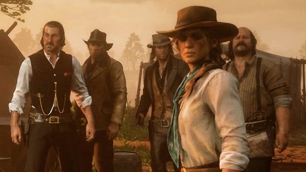 Red Dead Online Is Available Already For Some