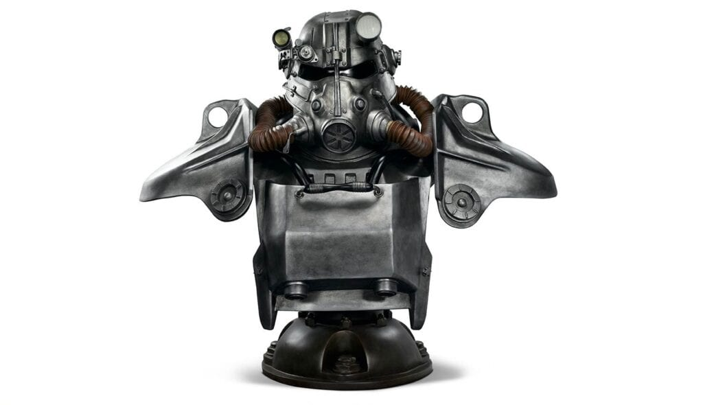 Fallout Armor Bust