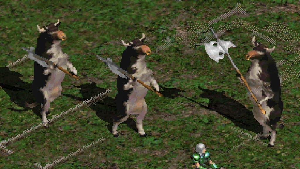 Throwback Thursday: The Demon Cows Of Diablo 2 (VIDEO)