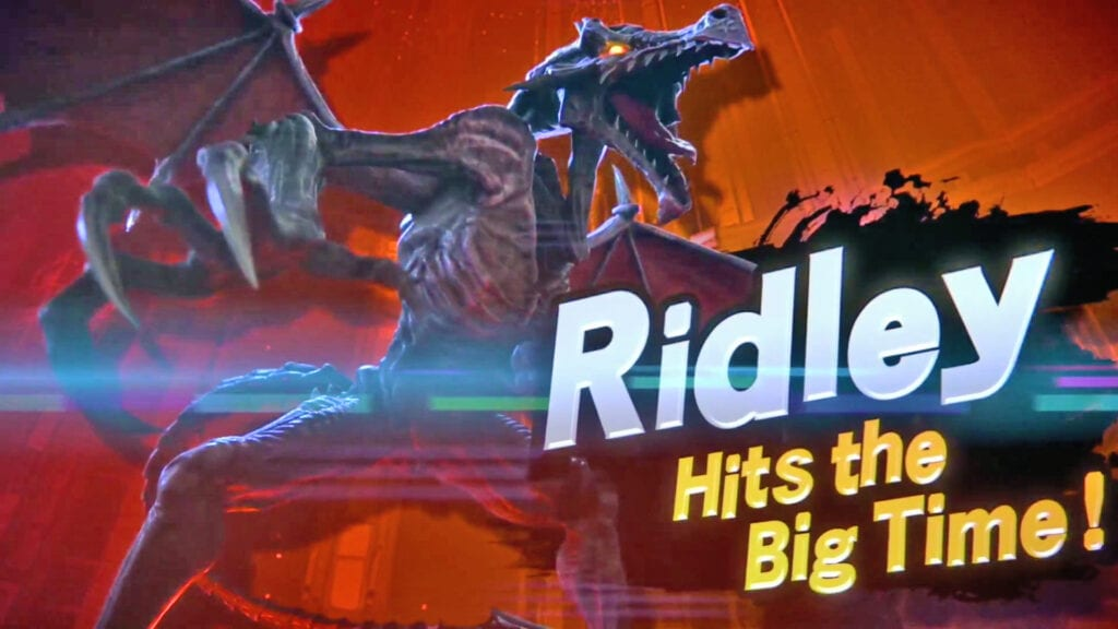 Ridley Smash Bros. Debut Is A Long Time Coming (VIDEO)
