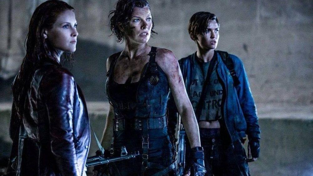 Resident Evil Reboot Producer