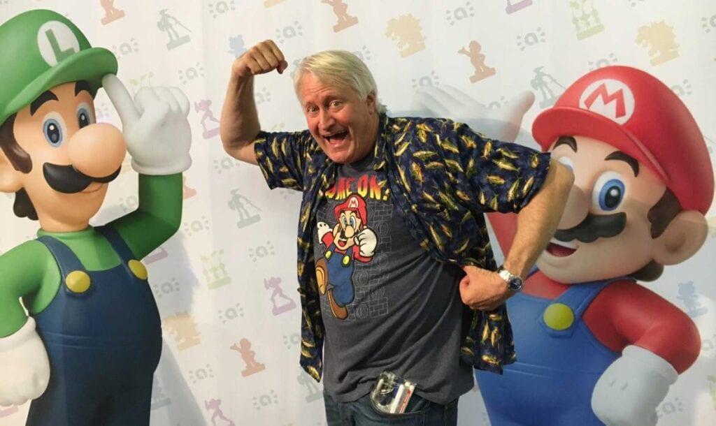 Mario Voice Actor